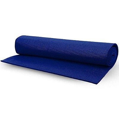 Tapete Yoga Mat Acte Sports T11 1,70x58cm - Azul