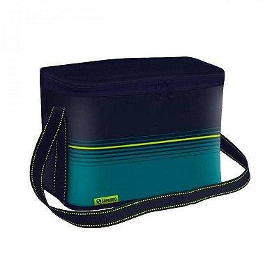 Bolsa Térmica Soprano 30L Tropical - Azul