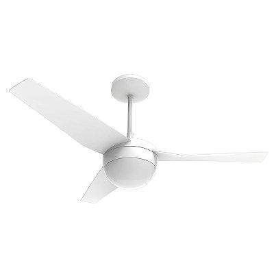 Ventilador de Teto com Controle Remoto Aliseu JET - Branco