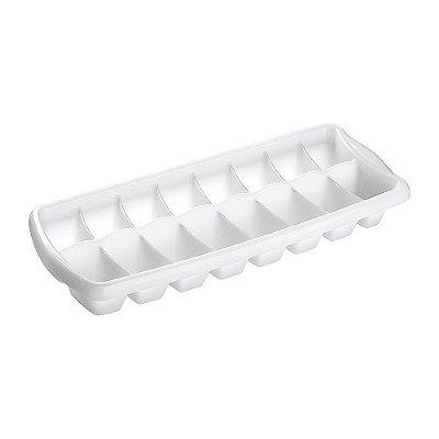 Forma de Gelo de Plástico Sanremo 30,0x12,0x4,2mm - Branco