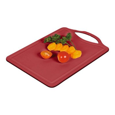 Tábua de Corte e Plástico Sanremo Casar 42,6x26,5cm - Vermelho