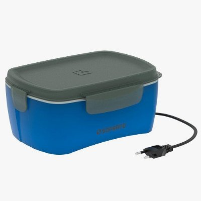 Marmita Elétrica Soprano Tekcor 1,2L Bivolt - Azul