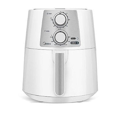Fritadeira Elétrica Airfryer Midea sem Óleo 3.5L - Branca