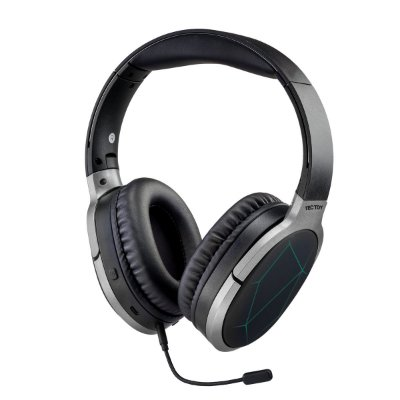 Headset Gamer Wireless Tectoy Xpeaker - Preto