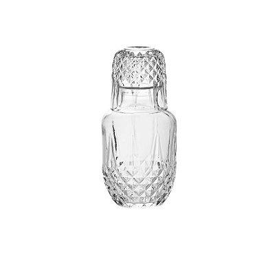 Moringa Hauskraft com Copo Diamond 500ml - Vidro