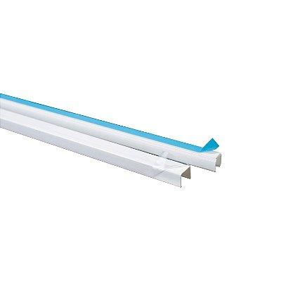 Canaleta para Superfície com Adesivo Dexson 2m 10x10mm Branco - DXN10021 - Schneider Electric