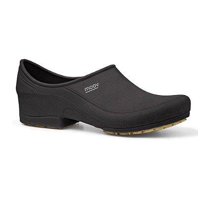 Sapato de Segurança Bracol Moov Impermeável Antiderrapante 75SMSG600 - Preto