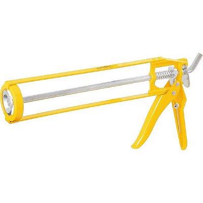 Aplicador para Silicone Vonder - Amarelo
