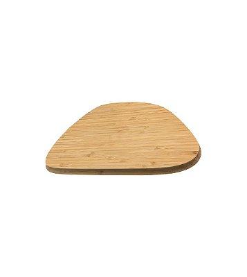 Tábua Irregular de Bambu 35cm Oikos - Bambu