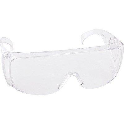 Óculos de Segurança Bulldog Incolor CA42865 - Vonder