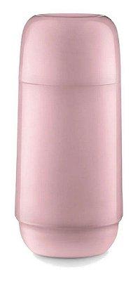 Garrafa Térmica de Plástico Adorar Sanremo 250ml - Rosa