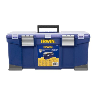 """Caixa de Ferramentas com Tampa Organizadora 22"""" - IWST22080LA - Irwin"""