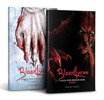 PRÉ-VENDA 2ª edição - BloodLycan - A Saga dos irmãos Mool - Parte 1 e 2