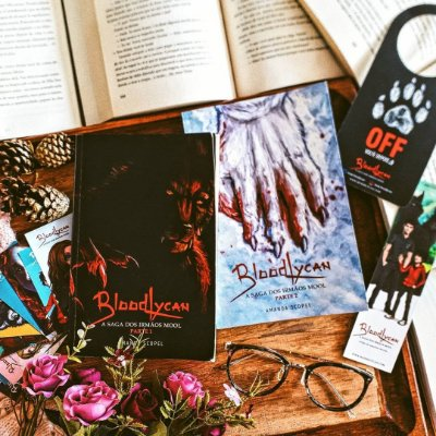BloodLycan - A Saga dos irmãos Mool - Parte 1 e 2 (Parceiros)