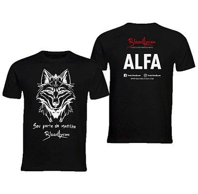 Camiseta BloodLycan - ALFA