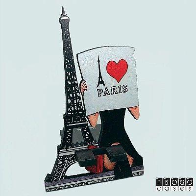 Suporte Para Celular - I Love Paris