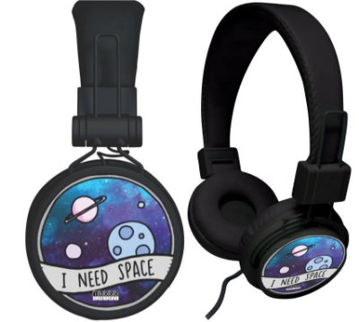 Fone de Ouvido I NEED SPACE