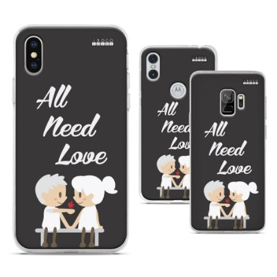 Capinha - All need Love