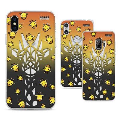 Capinha Coleção Cut Case - Girafa