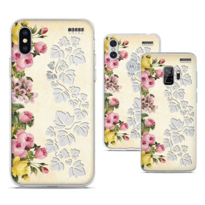 Capinha Coleção Cut Case - Floral