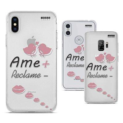 Capinha - Ame + Reclame -