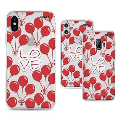 Capinha - Love bexigas.