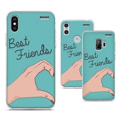 Capinha - Best friends mão esquerda