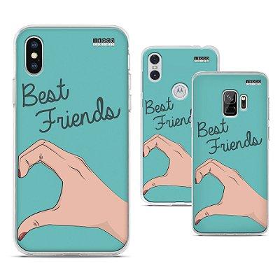 Capinha - Best friends mão direita