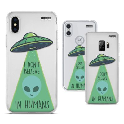 Capinha I Don't believe in humans