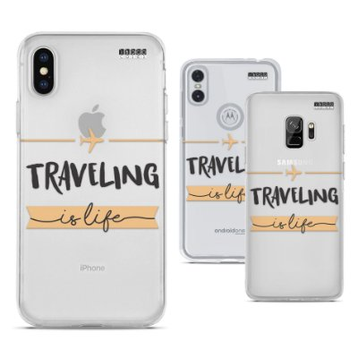 Capinha - Traveling is life