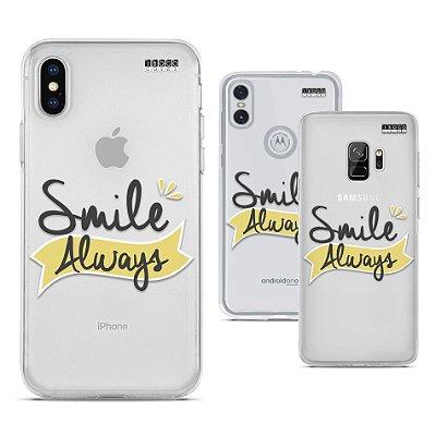 Capinha - Smile always
