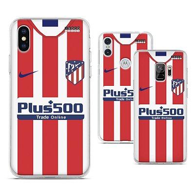 Capinha -Atlético de madrid camisa 01