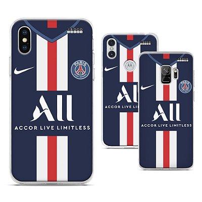 Capinha - Paris Saint-Germain camisa 01