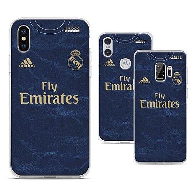 Capinha - Real Madrid camisa 02