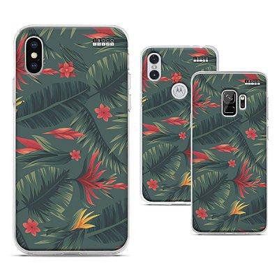 Capinha - Folhas Tropical
