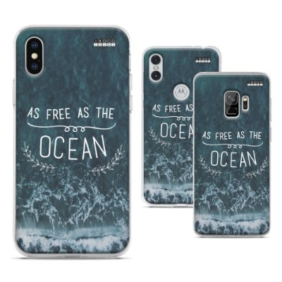 Capinha - As free as the ocean