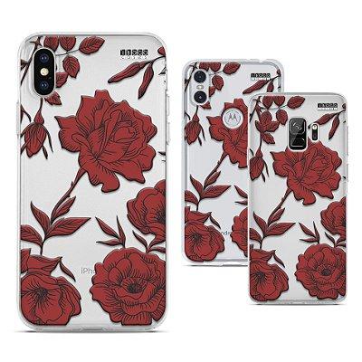 Capinha - Rosa Vermelha