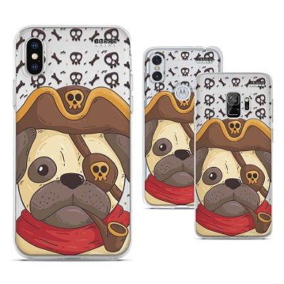 Capinha - Cachorro Pirata