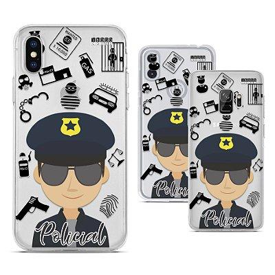Capinha - Policial