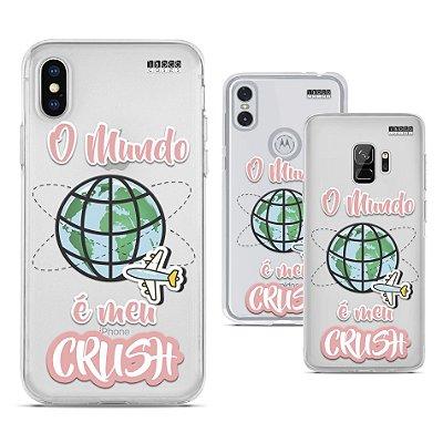 Capinha - O mundo é meu crush