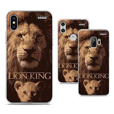Capinha O Rei Leão - Lion King