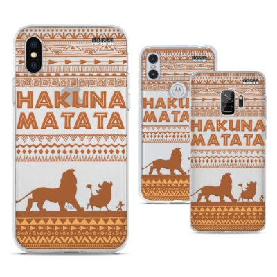 Capinha O Rei Leão - Lion King Hakuna Matata