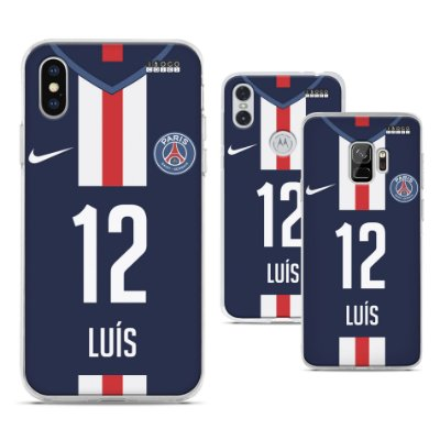 Capinha - Camisa Paris Saint Germain - Personalizada Nome e Numero