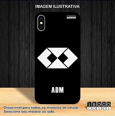 Capinha - Administração - Linha Black Case