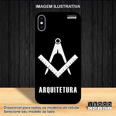 Capinha - Arquitetura - Linha Black Case
