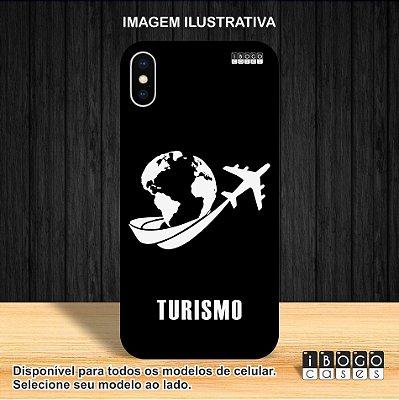 Capinha - Turismo - Linha Black Case