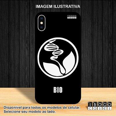 Capinha - Biologia - Linha Black Case