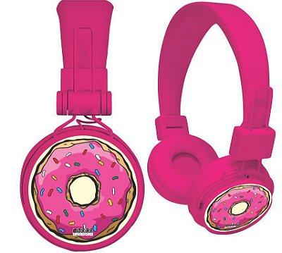 Fone de Ouvido DONUT - Sem fio (Bluetooth)