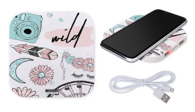 CARREGADOR WIRELESS - WILD