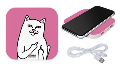 CARREGADOR WIRELESS - CAT